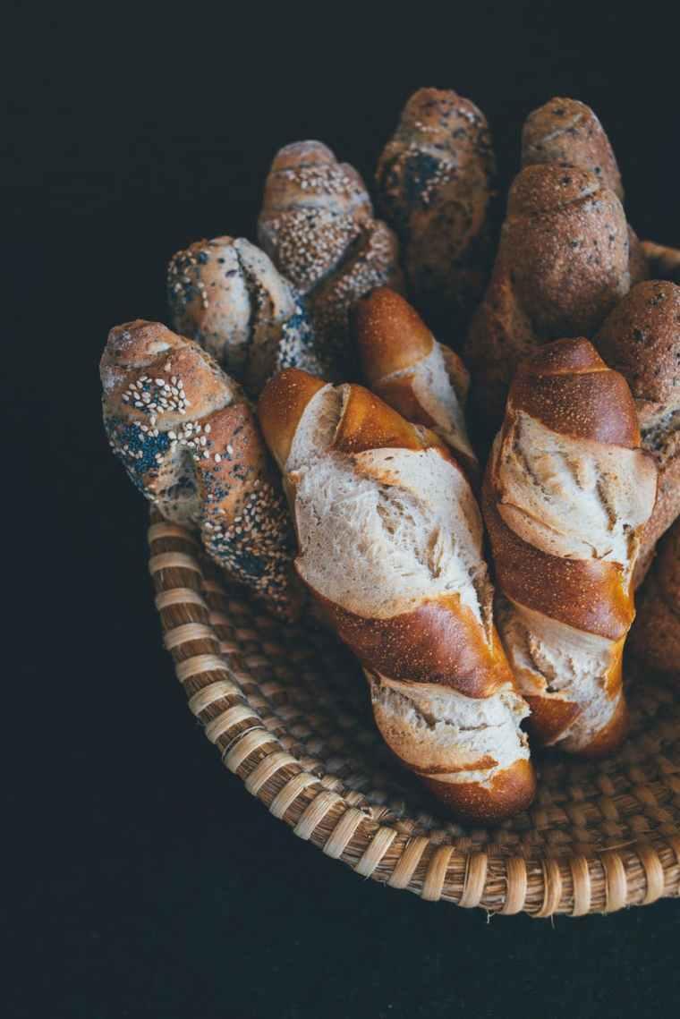 bread on basket